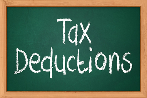 Tax deduction tips for business